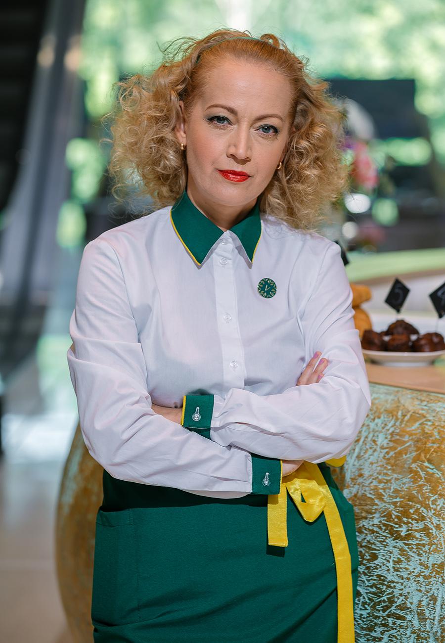 Анна Лебедєва