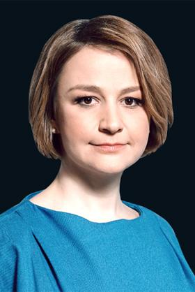 Екатерина Безвершенко