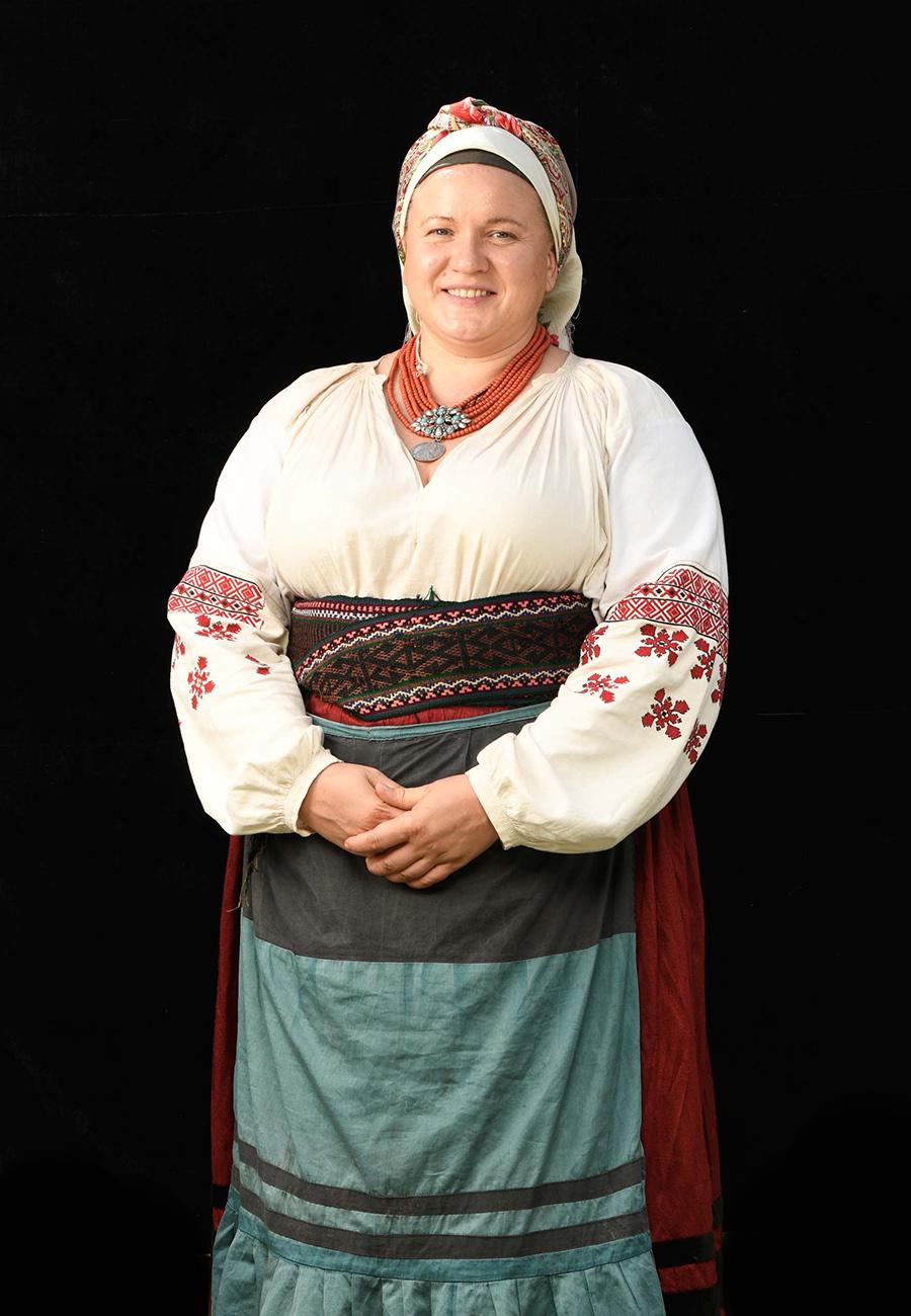 Олеся Жураковська